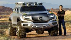 Mercedes-Benz yeni konsept
