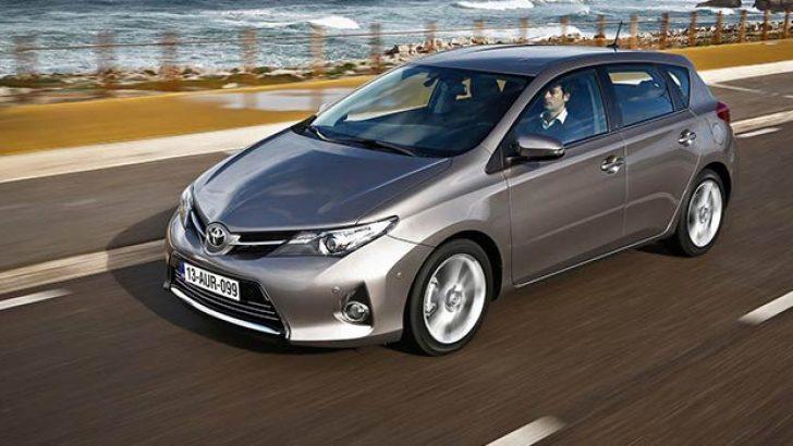 Video test:Toyota Auris 1.6 Multidrive S
