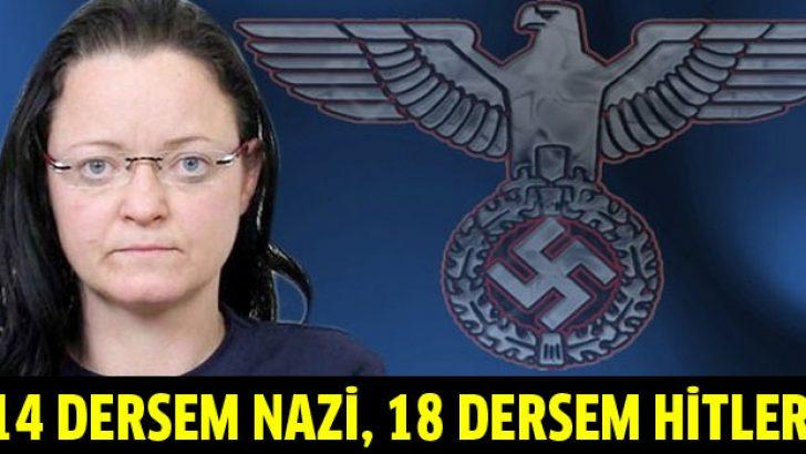 Nazi gelini durmak bilmiyor!