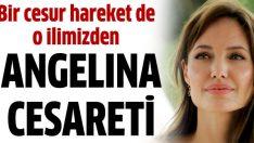 Ankara'da bir Angelina daha