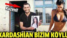 Kim Kardashian'ın Türkiye'deki kuzeni!