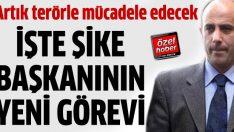 Şike başkanı Mehmet Ekinci'ye yeni görev