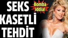 Petek Dinçöz: Can seks kasetiyle tehdit etti