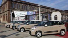Fiat 500L Türkiye'de