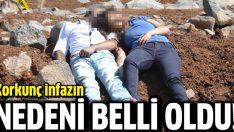 Diyarbakır'daki infazın nedeni belli oldu