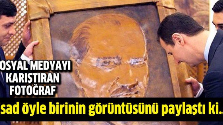 Esad Atatürk'ün fotoğrafını paylaştı sosyal medya karıştı