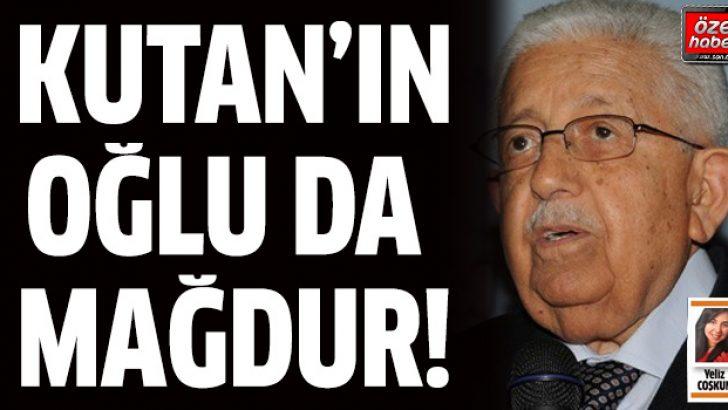 Recai Kutan'ın oğlu Murat Kutan Goldaşzede çıktı