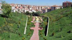 Keçiören'in en büyük parkı açıldı