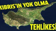 Kıbrıs'ın yok olacağı iddiası şok etki yaptı