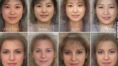 Dünya kadınlarının yüzlerini gördünüz mü?