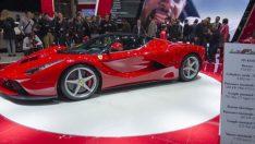 Bu Ferrari Türkiye'de sadece onda olacak!