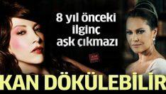 Hülya Avşar ve Hande Yener'in de içinde olduğu ilginç aşk olayı