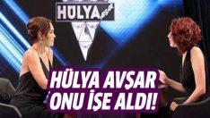 Hülya Avşar Senem Kuyucuoğlu'nu işe aldı!