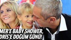 Esra Erol'dan baby shower!