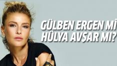 Photoshop'lu Gülben Ergen Hülya Avşar'a benzetildi