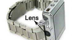 Gizli kameralı eşyalara dikkat edin