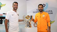 Galatasaray – Akhisar Süper Kupa Maçı 5 Ağustos saat 20:45'te atv'de