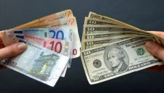 Dolar düne oranla düşüşte!