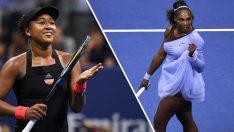 ABD Açık'ta Osaka sürprizi! Serena Williams hakeme isyan etti