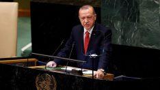 Cumhurbaşkanı Erdoğan'dan, BM kürsüsünde FETÖ'ye karşı harekete geçin çağrısı