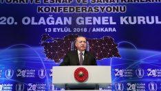 Cumhurbaşkanı Erdoğan'dan ekonomiye dair önemli açıklamalar