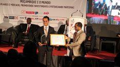 Limak'a Mozambik'ten en iyi sanayi yatırımı ödülü!