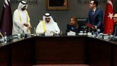 Türkiye ile Katararasında çok önemli ticaret anlaşması