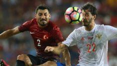 Türkiye ve Rusya maçı hangi kanalda ne zaman saat kaçta?