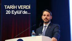 Berat Albayrak'tan OVP açıklaması: 20 Eylül'de açıklayacağız