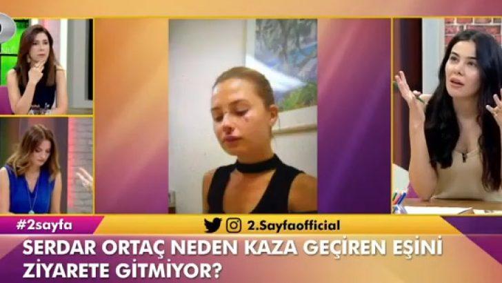 Asena Atalay'dan kaza geçiren Chloe için flaş iddia: Kaza geçirmedi, darp edildi!