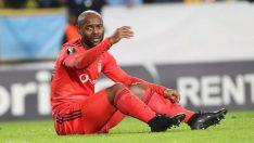 Beşiktaş, Malmö karşısında 2-0 mağlup oldu
