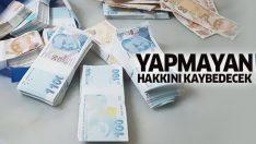 Vergi borcu yapılandırması için son gün!