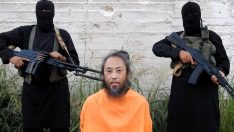 El Kaide'nin, 3 yıl sonra serbest bıraktığı Japon gazeteci Antakya'ya getirildi