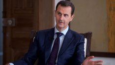 Esad Suriyeli vatandaşları için af çıkardı!