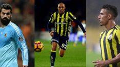 Fenerbahçe'de Volkan Demirel, Dirar ve Aatıf neden kadro dışı bırakıldı?
