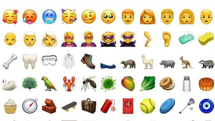 iPhone'lara yeni emojiler geliyor