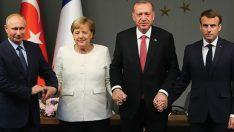İstanbul'daki dörtlü zirveden dünyaya barış mesajı