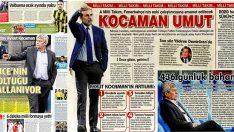 Lucescu gider, Aykut Kocaman gelir! (16 Ekim 2018 spor manşetleri)