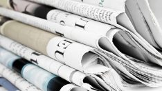 3 Aralık 2018 gazete manşetleri
