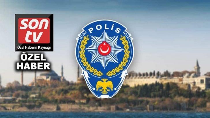 İzmir'de terfi alan Emniyet Müdürleri'nin tam listesi!