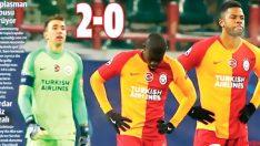 Galatasaray'dan dev rüyaya erken veda! (29 Kasım 2018 sporun manşetleri)