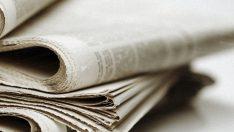 Günün gazete manşetleri – 12 Kasım 2018