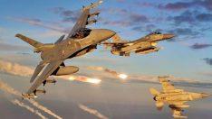 Kuzey Irak'a düzenlenen hava harekatında 15 terörist etkisiz hale getirildi