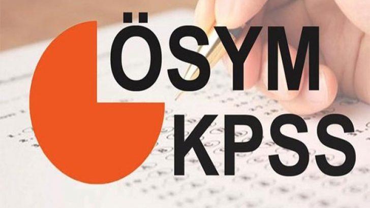 KPSS Ön Lisans 2018 sonuçları ne zaman açıklanacak? (ÖSYM 2018 KPSS sonuçları)