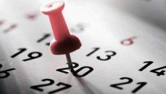 Yeni yılda kaç gün tatil yapılacak? İşte 2019 yılı resmi tatil günleri