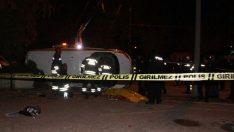 Konya'da feci kaza! 1 şehit, 4 yaralı