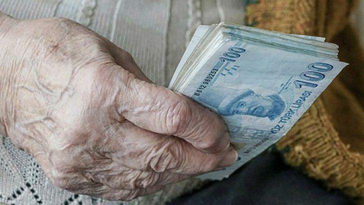 Emekli maaşına yeni yılda ne kadar zam olacak? 2019 emekli maaş zam oranları