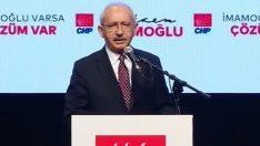 Kılıçdaroğlu, CHP'nin İstanbul Belediye Başkan adayı Ekrem İmamoğlu'nu tanıttı