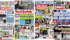 13 Ocak 2019 günün gazete manşetleri