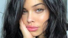 Faslı güzel Nisrina Sbia, güzelliğiyle Instagram'ı salladı